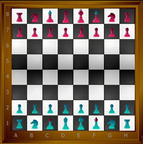 Chess Game A